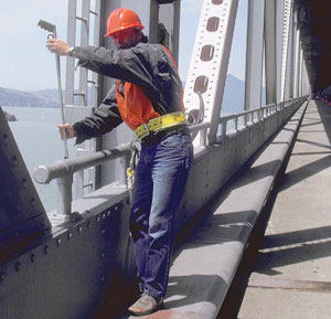 bridge worker photo