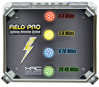 Field Pro Lightning Detection System