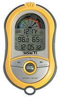 SkyScan Ti-Plus Heat Index Detector